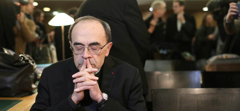 Franse kardinaal veroordeeld in misbruikzaak
