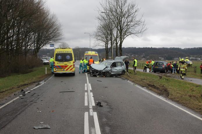 Ongeval in Persingen.