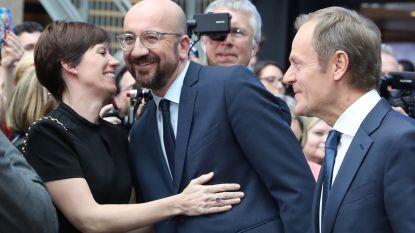 De nieuwe Europese president is er klaar voor