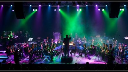 Harmonie geeft concert in kerk van Beke (met Frederik Heirman als gast)