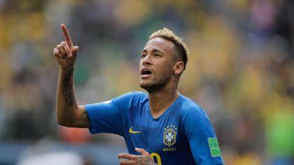 Brazilië kruipt na resem kansen (én toneelstukje Neymar) door het oog van de naald tegen Costa Rica