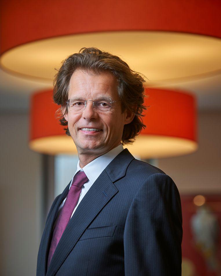 Carlo Wolters, directeur kerncentrale Borssele Beeld EPZ
