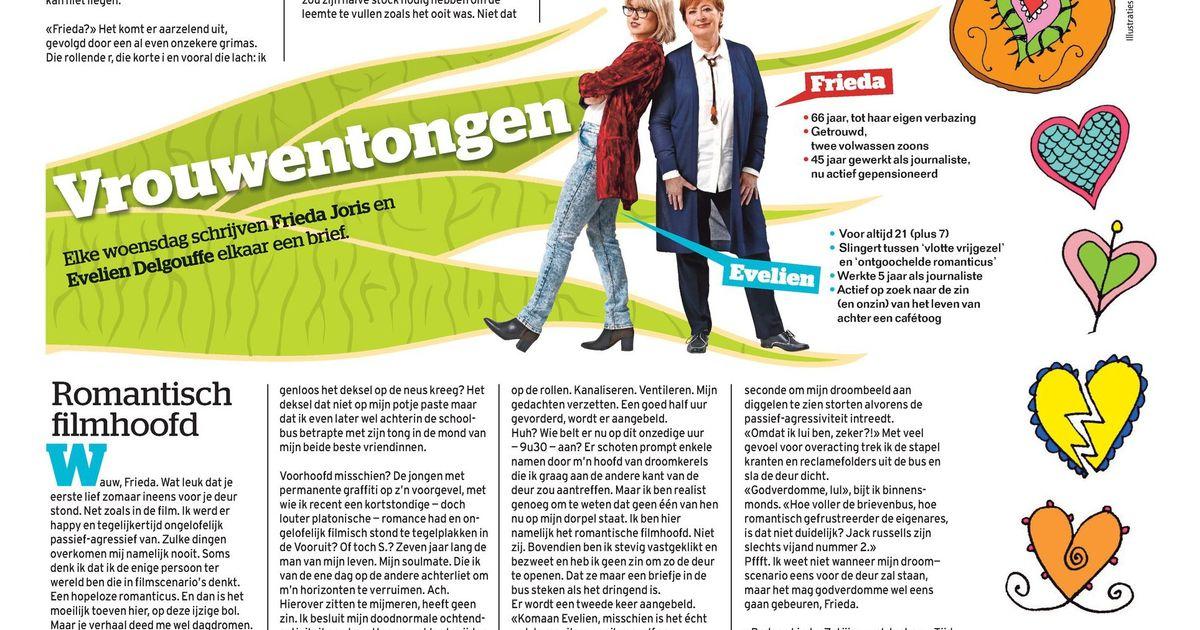 bc81ad64fa0 Vrouwentongen   De Krant   HLN