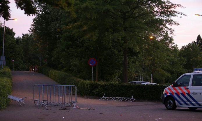 Omgeduwde hekken