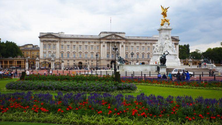 Buckingham Palace. Beeld thinkstock