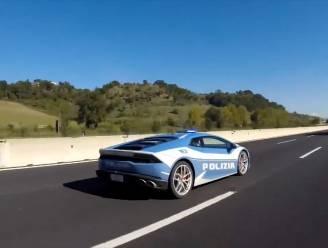 Italiaanse politie gebruikt Lamborghini Huracán voor niertransport van 480 kilometer in 2 uur