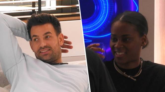 """Michel en Zoey uit 'Big Brother' zien elkaar wel zitten: """"Moet ik je wingman zijn?"""""""