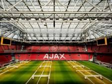 Ajax verhoogt capaciteit van Johan Cruijff Arena