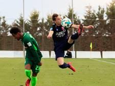 Trajkovski weg bij FC Twente