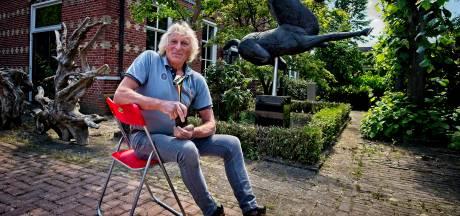 Kunstenaar Ruurd Hallema: 'Borne is en blijft de basis'