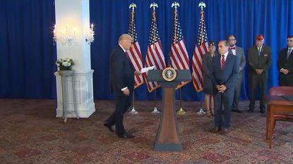 Trump krijgt kritiek na Charlottesville