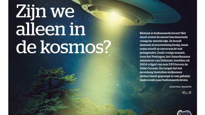 Zijn we alleen in de kosmos?