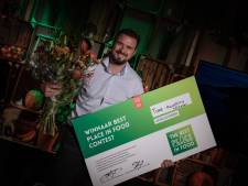 Startend bedrijf wint prijs voor het bedenken van een romige zuivelvervanger