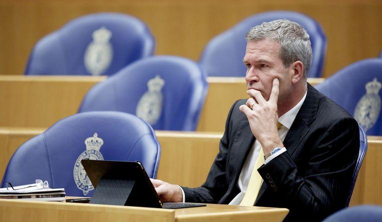 SGP-Kamerlid Elbert Dijkgraaf. Beeld anp