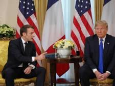 """Donald Trump qualifie Emmanuel Macron de """"Premier ministre"""""""