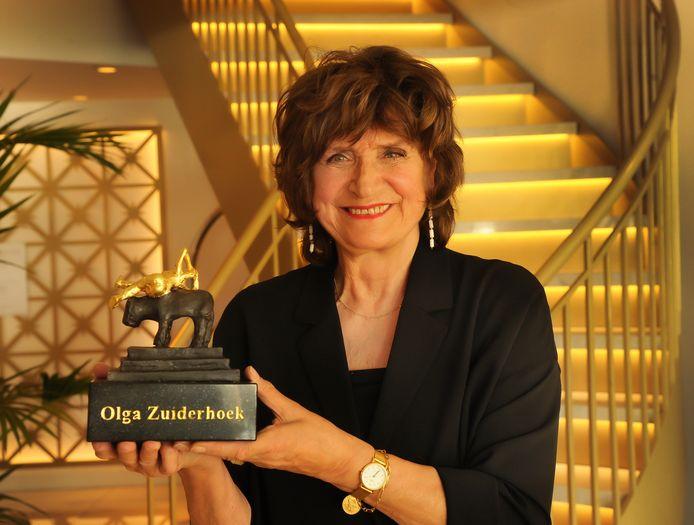 Filmaward voor Olga Zuiderhoek