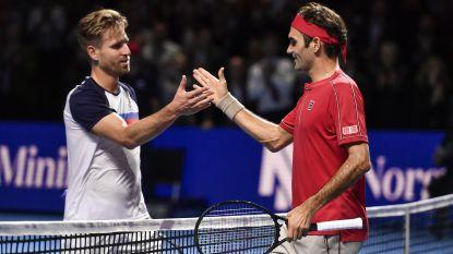 Federer wint net in Bazel 1.500ste wedstrijd - Murray maakt gigantische sprong