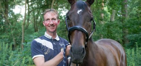 Frank Hosmar uit Haarle pakt goud op EK paradressuur