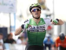 Serrano verrast favorieten in de Ruta del Sol, Fuglsang blijft leider