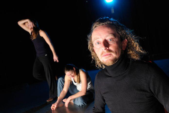 Choreograaf Jens van Daele op archiefbeeld uit 2009.