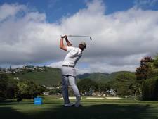 Vals alarm laat golfers in Hawaii schrikken