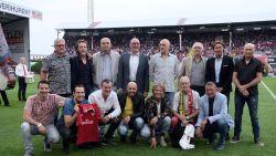 Antwerp eert zijn oude gloriën: 25 jaar na Eurocup II-finale in Wembley krijgen ex-spelers ereronde op de Bosuil