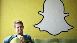 Topman Snapchat krijgt miljardenbonus