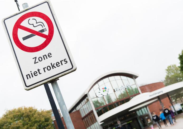 Rookverbod bij ETZ.
