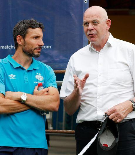 Gerbrands na ontslag Van Bommel: 'Het verval is PSV-onwaardig'