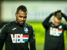 FC Eindhoven en Sprockel uit elkaar