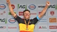 """Naesen: """"Zalig gevoel om als Belgisch kampioen naar de Tour te trekken"""""""