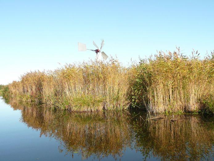 Om verdroging van de natuur tegen te gaan zal er in droge perioden extra water worden aangevoerd om het peil in de Wieden en Weerribben te verhogen.