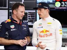 'Vettel mag Max bedanken met een biertje'