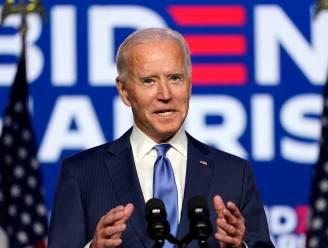 """Biden roept op tot kalmte: """"We zijn misschien tegenstanders, maar we zijn geen vijanden, we zijn Amerikanen"""""""