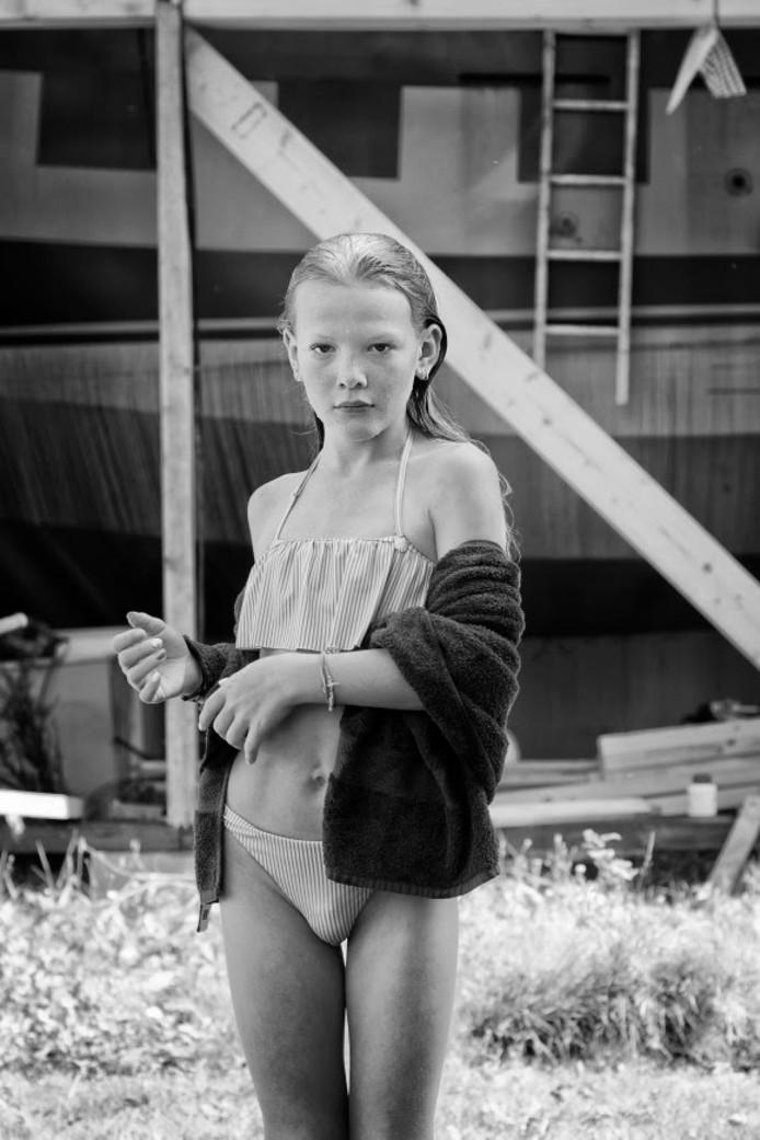 De foto waarmee Colette Lukassen de wedstrijd van National Geographic won.