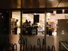 Gewapende overval op supermarkt in Veldhoven, dader dreigt met mes