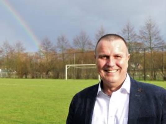 Dion Dankers, nummer twee van de PGB én leider bij SV Nevelo
