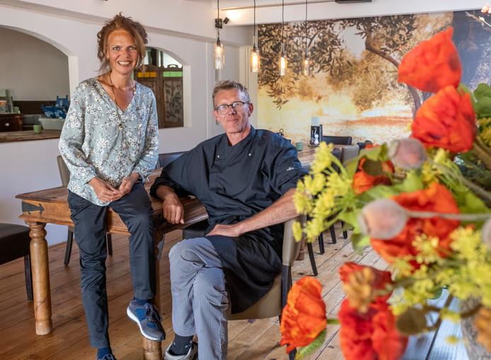 Daniëlle Schippers en Toon Siesse maken hun Italiaanse droom waar in Den Osse