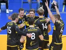Zodra het loopt, is Dynamo veel te sterk voor Sliedrecht Sport