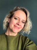 Annemieke de Kloe, drie jaar na de behandeling.