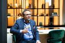 Schepen Koen Kennis stelde de zesde editie van Smaakmeesters voor in restaurant Fiera.