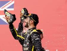 Ricciardo: 'Geen tweede tattoo, wellicht iemand anders die dat wil doen'