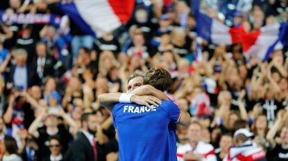 Frankrijk plaatst zich voor tweede Davis Cup-finale op rij, Amerikanen geven zich niet gewonnen tegen Kroatië