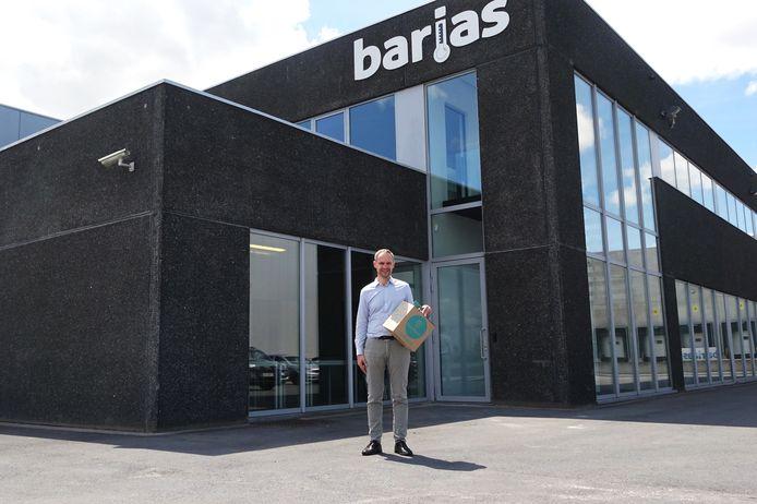 Chris Mullie van Barias