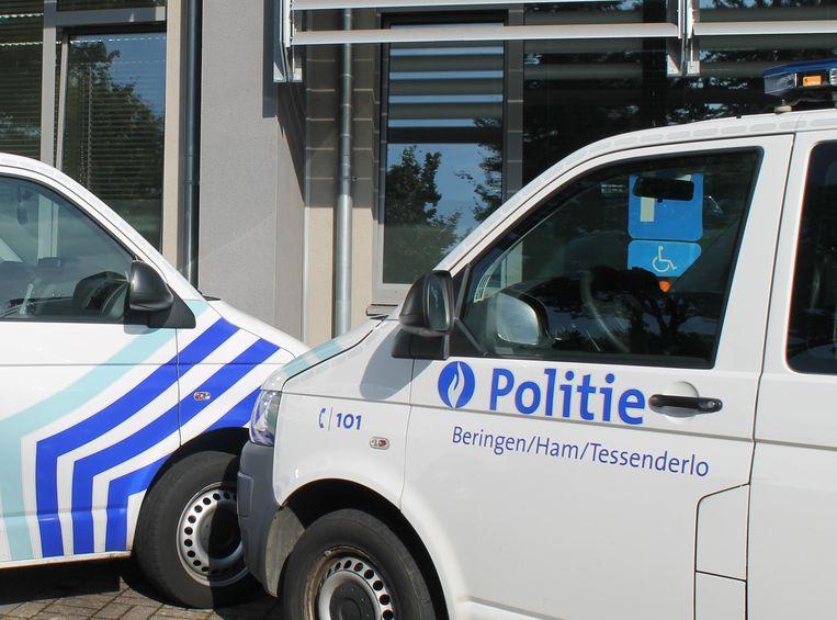 Politie Beringen Ham Tessenderlo