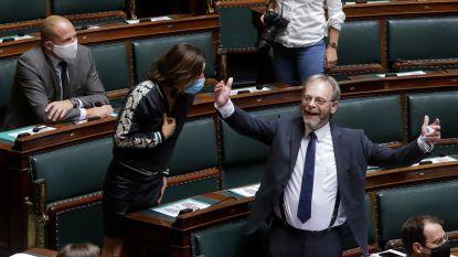 Moord en brand geschreeuwd, maar Wilmès blijft mooi zitten: gaf N-VA al voorproefje van hoe ze oppositie zal voeren?