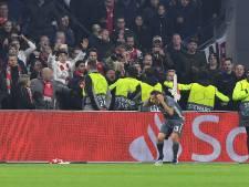Ajax moet opnieuw vrezen voor straf na wangedrag fans