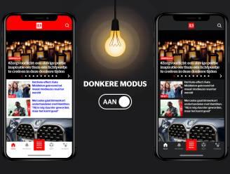 Jouw Black Friday-cadeau: activeer vanaf vandaag Donkere Modus in onze HLN-app