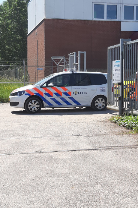 Graafwerk bij IJsselcentrale in Zwolle gaat faliekant mis: man raakt zwaargewond