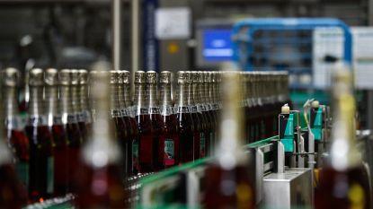 Brouwerij Alken-Maes haalt handgels uit bieren en ciders